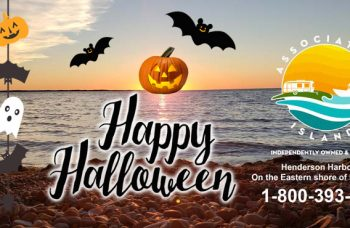 Halloween Special for Reservations in October 2020